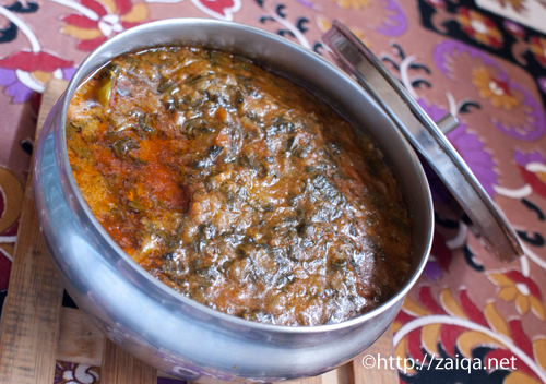 Purslane leaves/Kulfa ki bhaji – Zaiqa
